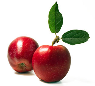 apples-leaf